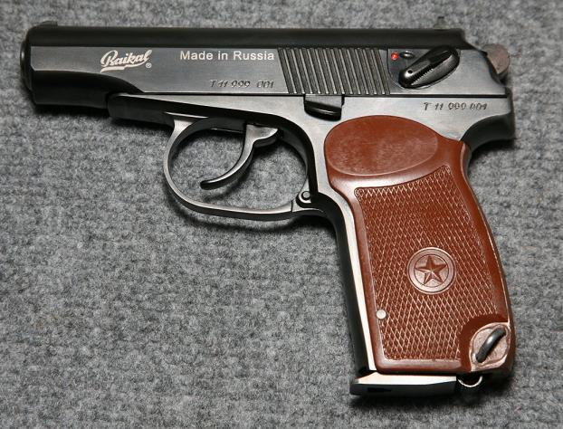 14 MR 654k 6mm Вечно молодой, вечно Макаров. История пневматического пистолета ИЖ MP 654K