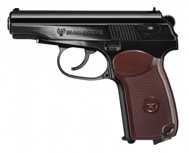 16 Umarex Makarov Зарубежные пневматические реплики пистолета Макарова