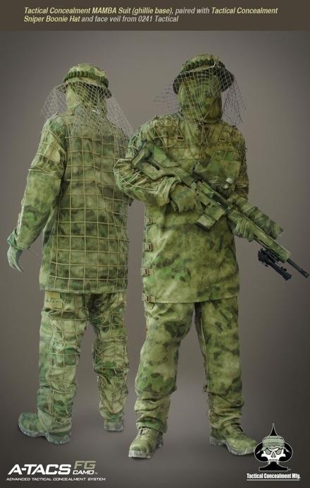 20121012 123400 Маскировочные костюмы от Tactical Concealment