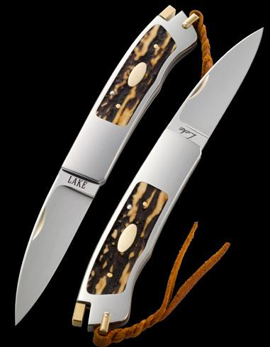 9 Ron Lake Folder 20 лучших ножей созданных человеком