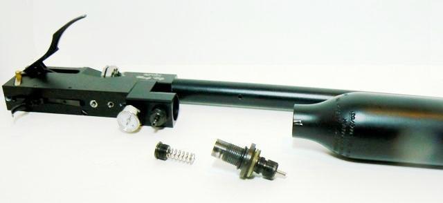 EWC valve1 Evanix Windy City 60 выстрелов на 55 Дж