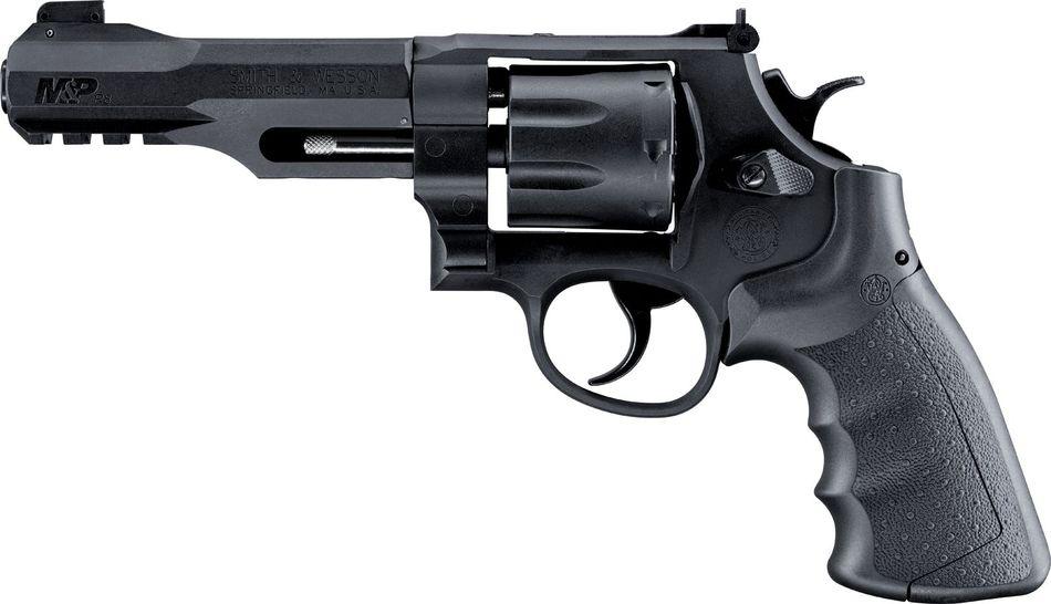 Umarex Smith Wesson Military Police R8 1 Выбираем пневматический револьвер. Обзор 6 популярных моделей