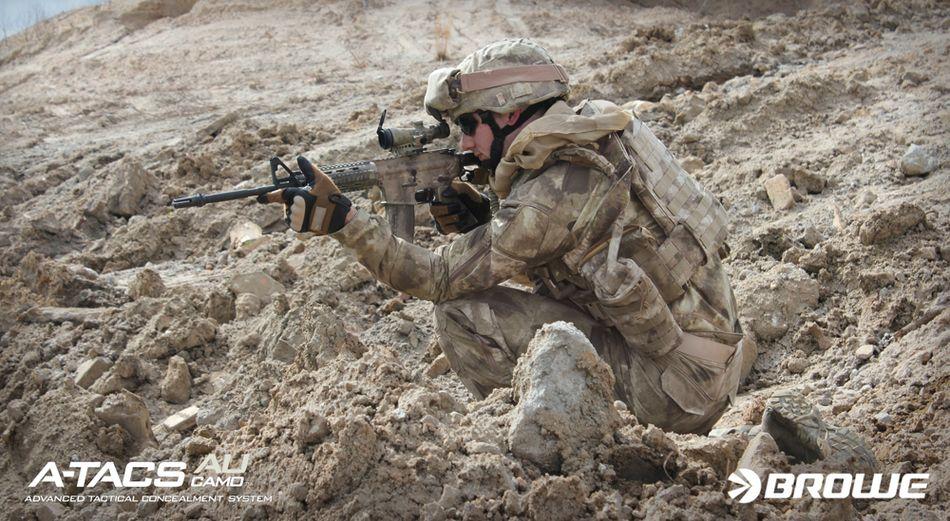 atacs browe IMG 3530 Снаряжение и тактическая одежда A TACS от Tactical Performance Corp