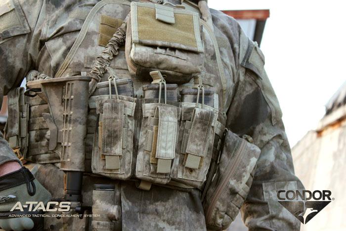atacs condor2lr Снаряжение и тактическая одежда A TACS от Tactical Performance Corp