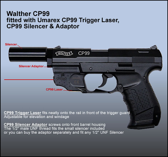 cp99laserandsil600 Модератор на Umarex Walther CP99