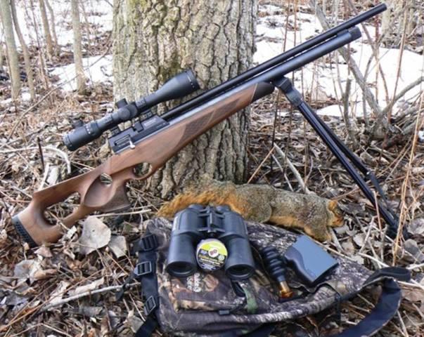 daypack1 Набор необходимых вещей для охотника с пневматическим оружием