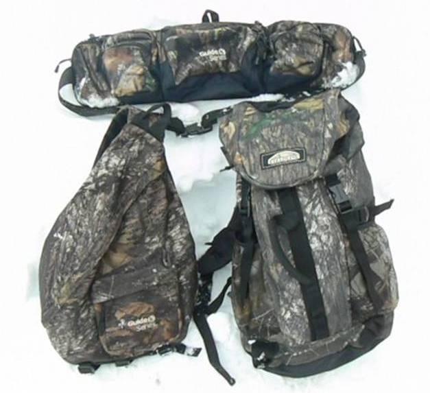 daypack3 Набор необходимых вещей для охотника с пневматическим оружием