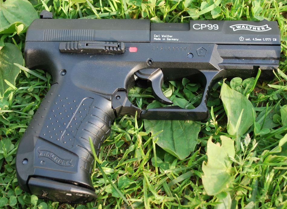walther cp99 3 Мой взгляд на пневматический пистолет Umarex Walther CP99
