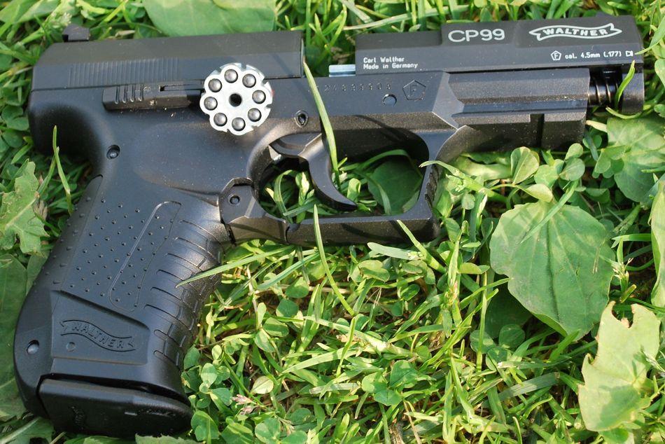 walther cp99 4 Мой взгляд на пневматический пистолет Umarex Walther CP99