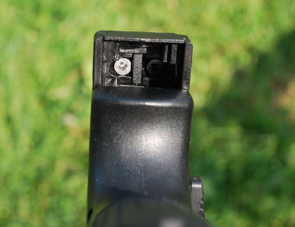 walther cp99 5 Мой взгляд на пневматический пистолет Umarex Walther CP99