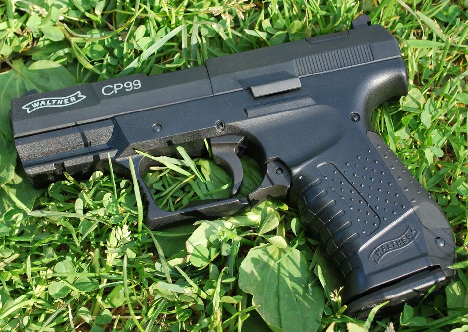 walther cp99 8 Мой взгляд на пневматический пистолет Umarex Walther CP99