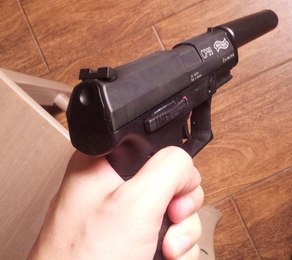 2013 07 19 18.49.13 Umarex Walther CP99 с модератором