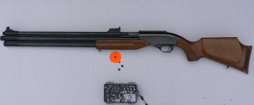 909 5 500x207 Крупнокалиберная винтовка Sam Yang Big Bore 909