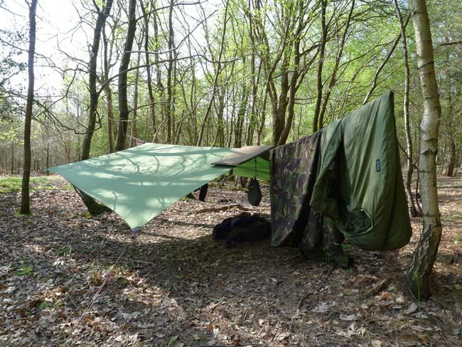 Bushcraft camp 650 31 предмет для выживания в лесу