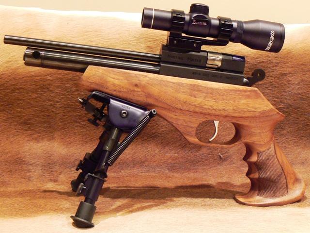 Evanix Renegade Hunting Pistol 04 Охотничий PCP пистолет Evanix Renegade Hunting Pistol