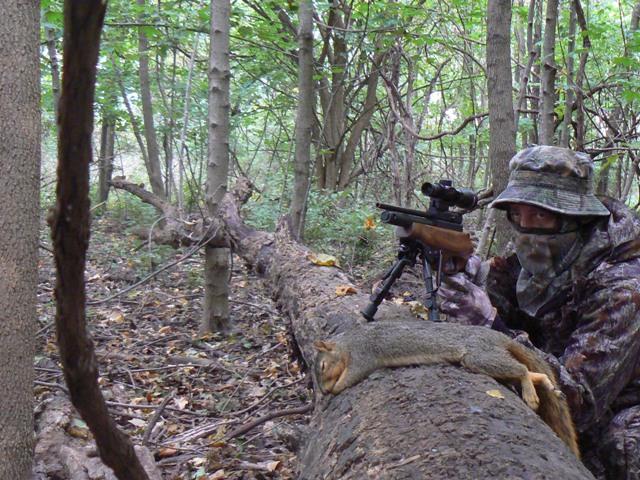 Evanix Renegade Hunting Pistol 06 Охотничий PCP пистолет Evanix Renegade Hunting Pistol