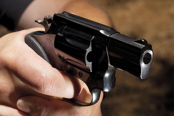 Shooting 001 Самые распространенные ошибки при стрельбе из пистолета