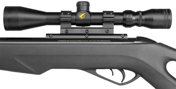 Gamo Silent Stalker Whisper 4 Пневматическая винтовка с газовой пружиной Gamo Silent Stalker Whisper