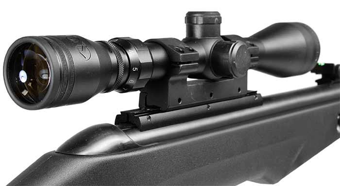 Gamo Silent Stalker Whisper 5 Пневматическая винтовка с газовой пружиной Gamo Silent Stalker Whisper