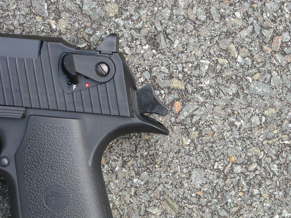Umarex action pistols Diana 34p 006 Desert Eagle пневматический пистолет, достойный боевого прототипа