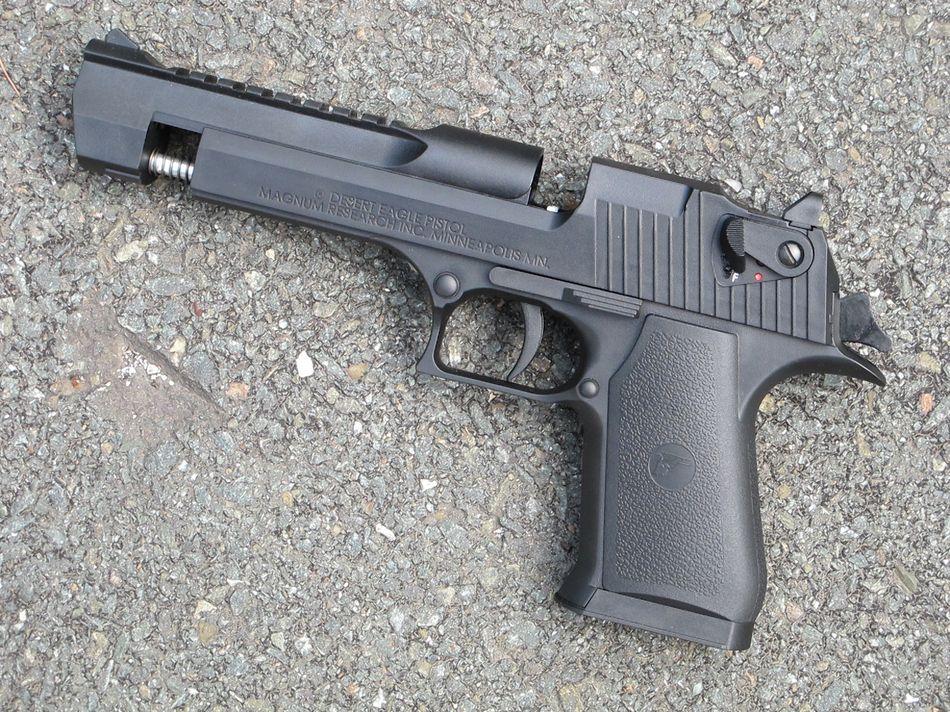 Umarex action pistols Diana 34p 007 Desert Eagle пневматический пистолет, достойный боевого прототипа