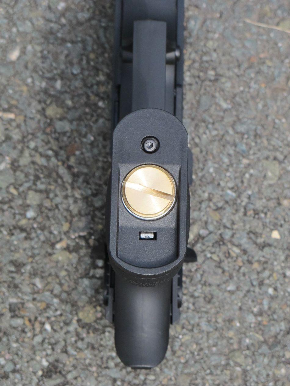 Umarex action pistols Diana 34p 008 Desert Eagle пневматический пистолет, достойный боевого прототипа