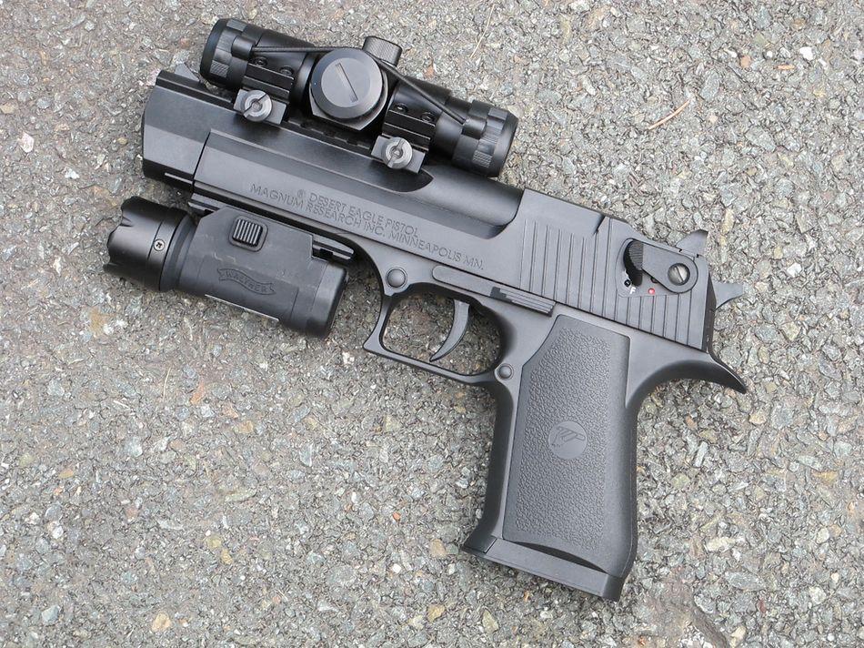 Umarex action pistols Diana 34p 021 Desert Eagle пневматический пистолет, достойный боевого прототипа