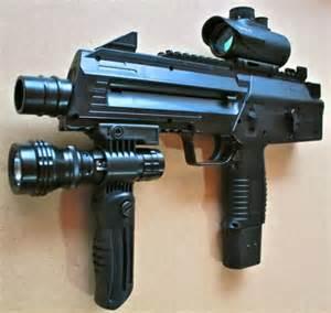 th Пневматический пистолет пулемет Umarex Steel Storm