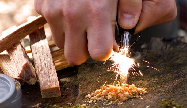 fire starting 5 способов разжечь огонь