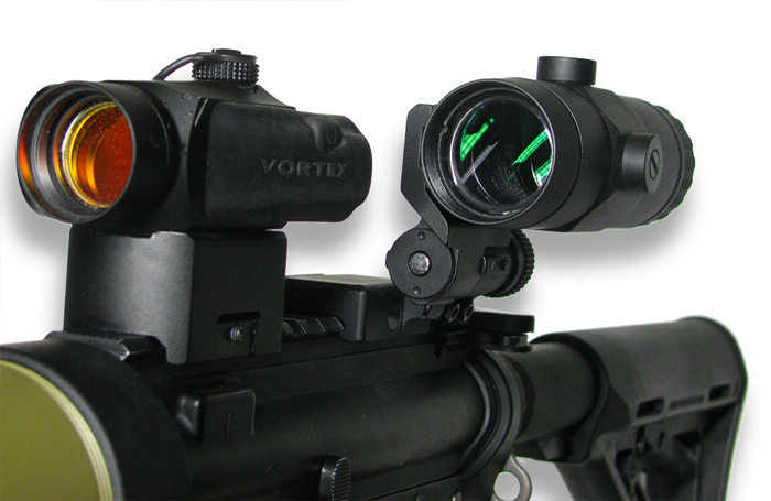 VortexOptics XMX 3T Magnifier review 04 Увеличитель Vortex Optics VMX 3T