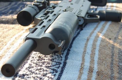 GT web 10 500x329 Полуавтоматическая PCP винтовка Evanix GTL 480S