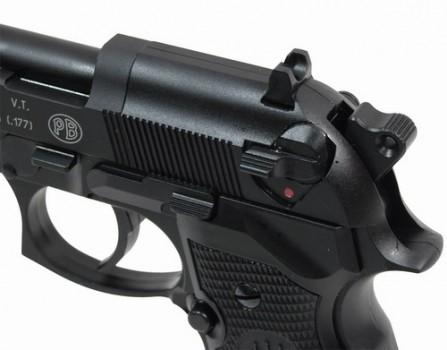 3a 447x350 Пневматический пистолет Beretta M 92 FS