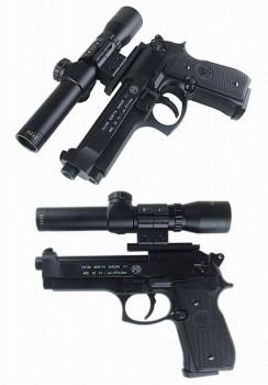 5a 244x350 Пневматический пистолет Beretta M 92 FS