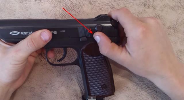stechkin03 Пневматический пистолет Стечкина (АПС)