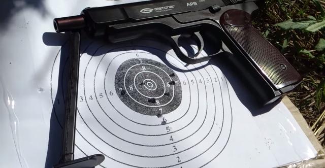 stechkin09 Пневматический пистолет Стечкина (АПС)