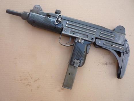 6848937 466x350 Пневматический пистолет пулемёт УЗИ Gletcher UZM